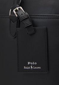 Polo Ralph Lauren - SMOOTH COMMUTER UNISEX - Portafolios - black - 3