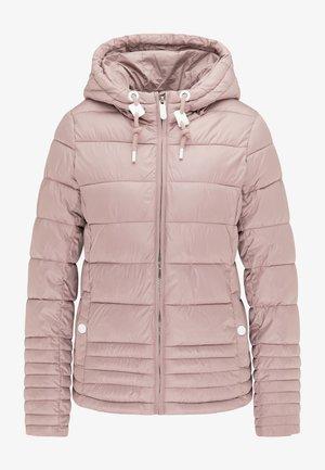 Zimní bunda - nude