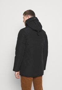 Superdry - ROOKIE - Down coat - black - 3