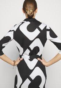 Diane von Furstenberg - ABIGAIL - Maxi dress - black - 4