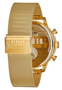 Versus Versace - EUGENE SET - Montre à aiguilles - gold-coloured/black - 4