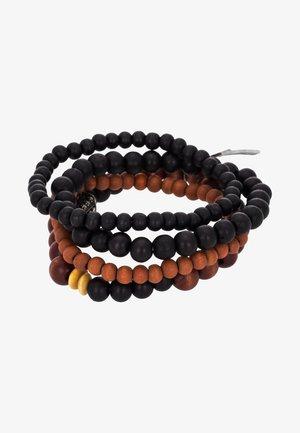 TRY 4 PACK - Rannekoru - black/brown