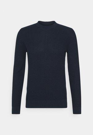 KARLO DIAGONAL  - Pullover - navy blazer