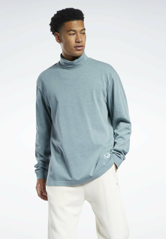 Men NATURAL DYE  - Long sleeved top