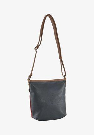 BAGS UMHÄNGETASCHE JUNA FLASH - Across body bag - blue