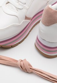 LOVE OUR PLANET by NOVI - HERA - Sneakers basse - white/rose - 4