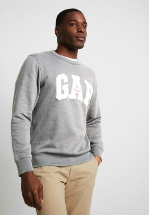 ORIGINAL ARCH CREW - Sweatshirt - charcoal grey