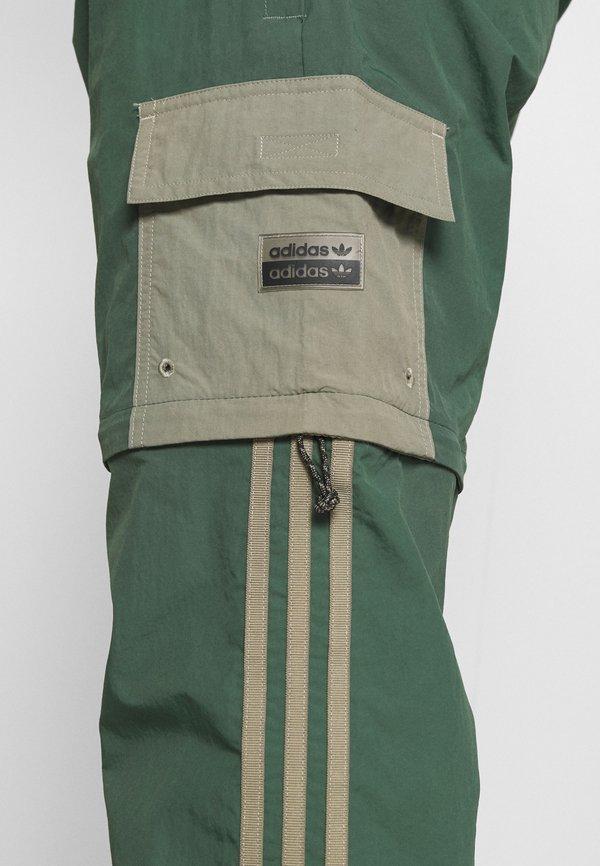 adidas Originals UTILITY TWO IN ONE ORIGINALS - BojÓwki - green oxide/clay/zielony Odzież Męska LOKK