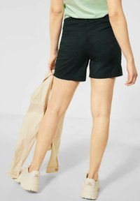 Street One - LOOSE FIT - Shorts - black - 2