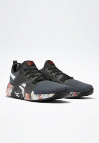 Reebok - FLASHFILM TRAIN 2  - Obuwie treningowe - black - 4