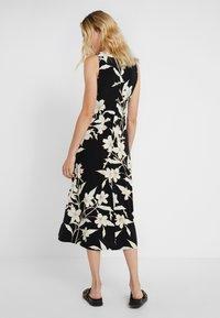 Lauren Ralph Lauren - YANILSA - Maxi dress - black/colonial - 2