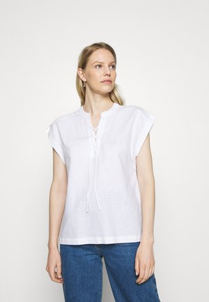 UP TEE - Blouse - fresh white