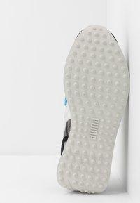 Puma - RIDER - Sneakers - black/castlerock - 4