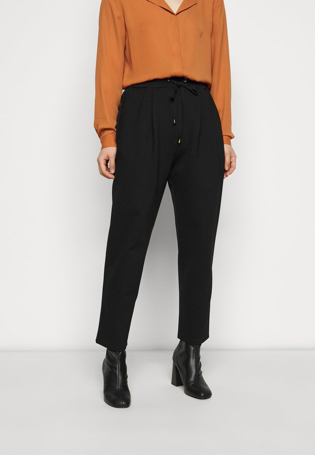 PONTE JOGGER - Pantaloni sportivi - black