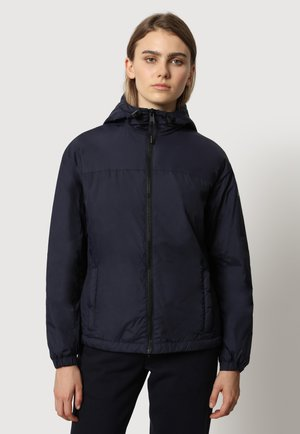 A-CIRCULAR SHORT - Light jacket - blu marine