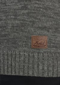 Solid - PHIL - Jumper - dark grey - 5
