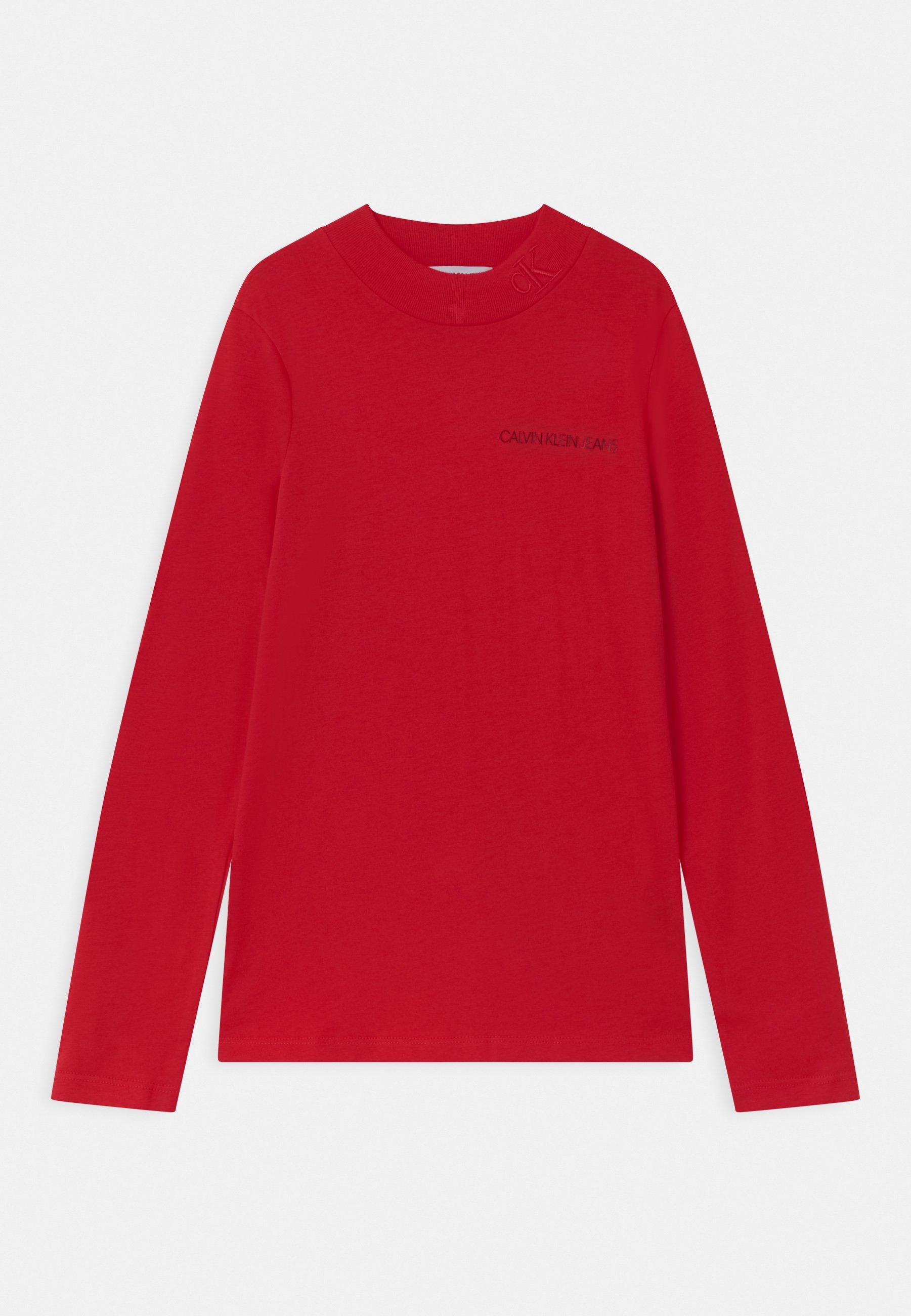 Kids LOGO NECK  - Long sleeved top