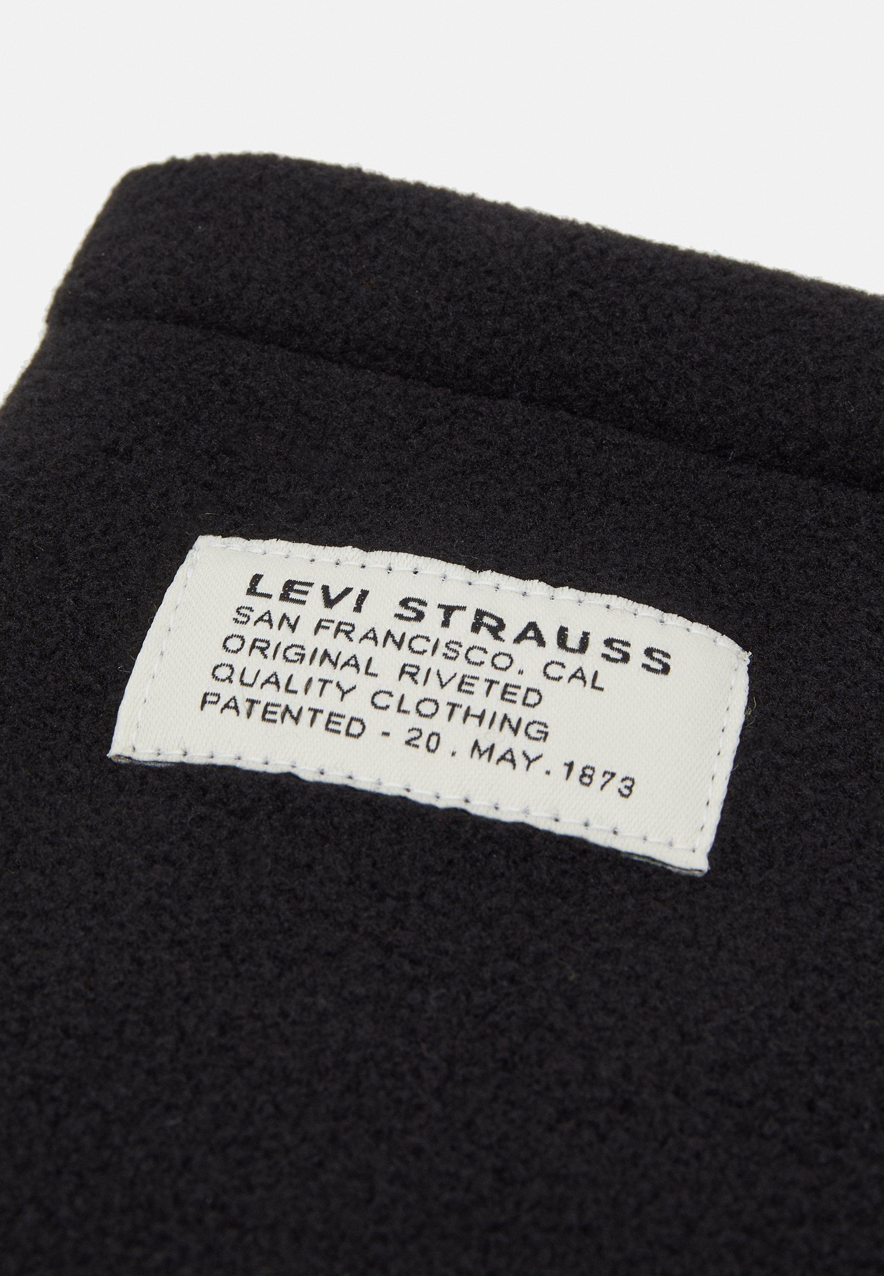 Levi's® NECK WARMER - Hals- og hodeplagg - regular black/svart Jq9mYvos8RsuvV7