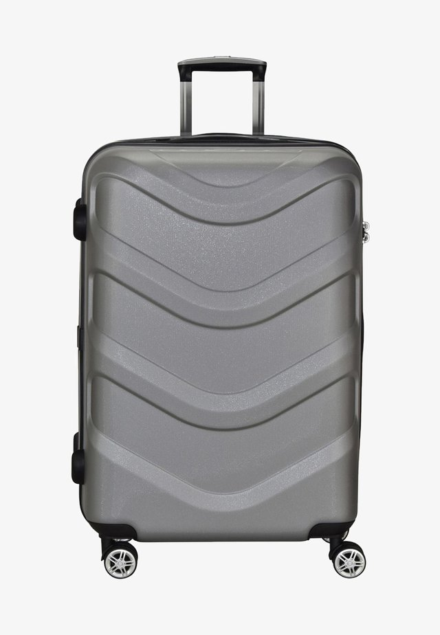 ARROW - Wheeled suitcase - silver