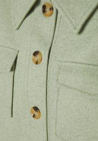 Pieces - PCGINA JACKET - Summer jacket - desert sage - 2