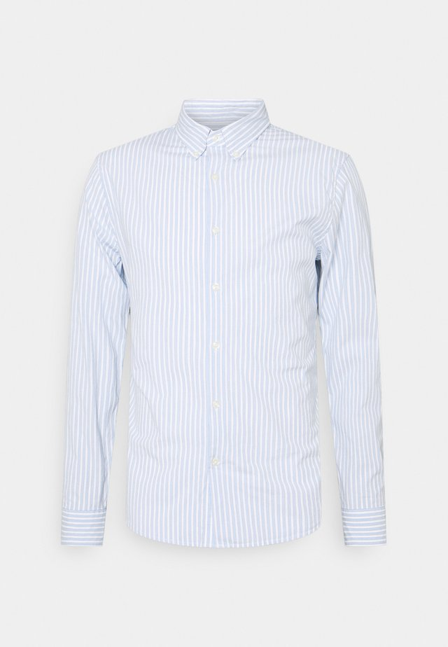 Shirt - white/blue