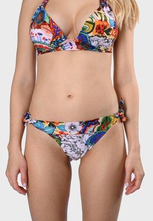 DIVA  - Bikini bottoms - yellow, multi-colored