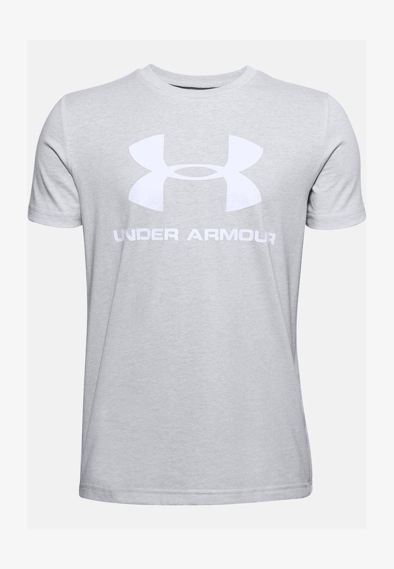 Under Armour - Print T-shirt - Halo Gray
