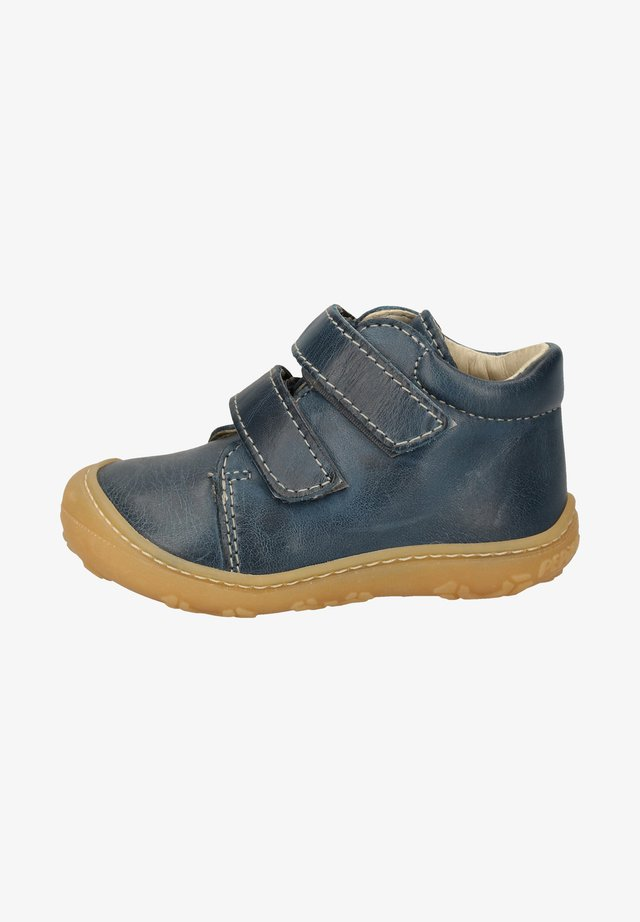 Klettschuh - jeans