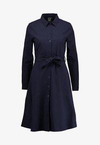 ICHI - SARAH  - Shirt dress - navy - 4