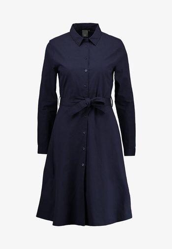 SARAH  - Vestido camisero - navy