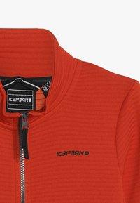 Icepeak - KERSHAW - Training jacket - burned orange - 4