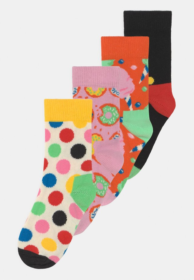 BUBBLEGUM AND CANDY 4 PACK  - Socks - multi-coloured
