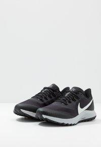 Nike Performance - AIR ZOOM PEGASUS 36 TRAIL - Zapatillas de trail running - oil grey/barely grey/black/wolf grey - 2