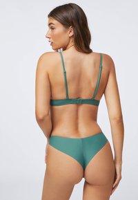 OYSHO - Bikiniunderdel - evergreen - 2