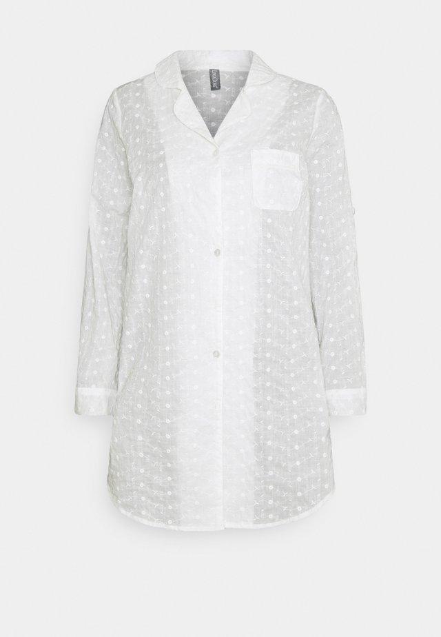 PYJAMA DRESS - Camicia da notte - off white
