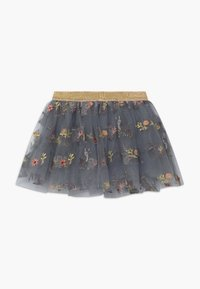 Hust & Claire - NELLA - A-line skirt - blue flint - 1