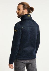 Schmuddelwedda - Training jacket - marine melange - 2