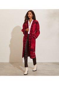 Odd Molly - MARYAM - Classic coat - burned rose - 1