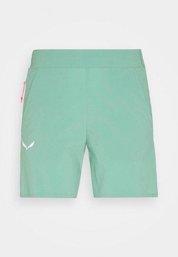 LAVAREDO SHORTS - Sports shorts - feldspar green