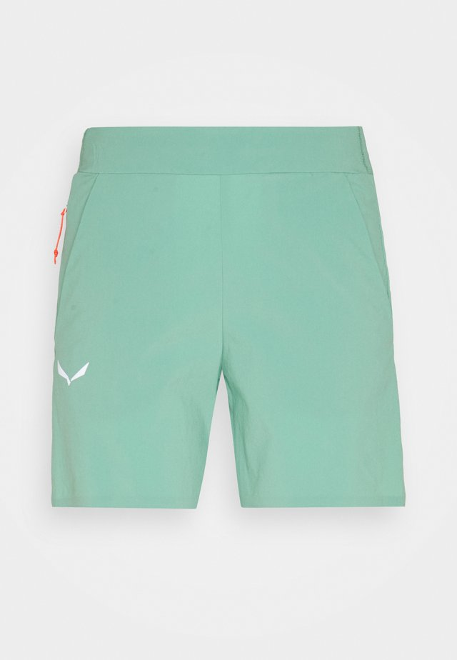 LAVAREDO SHORTS - Sports shorts - feldspar green