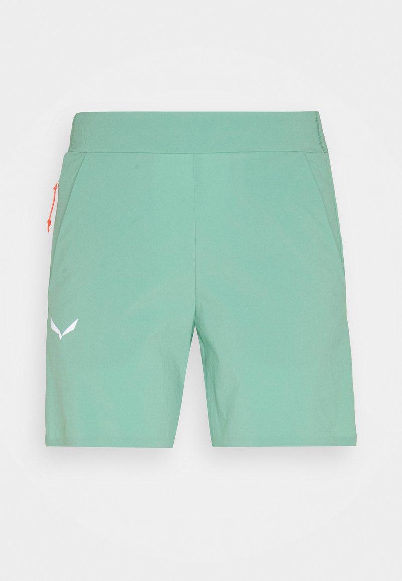 Salewa - LAVAREDO SHORTS - Korte sportsbukser - feldspar green