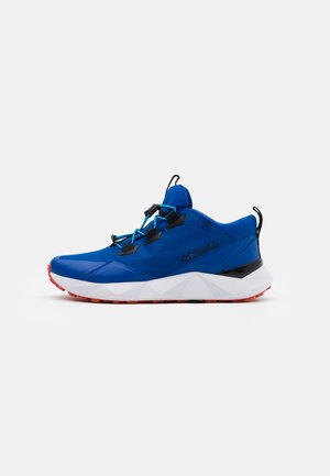 FACET 30 OD - Hiking shoes - cobalt blue/autumn orange