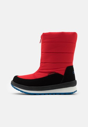 KIDS RAE WP UNISEX - Winter boots - red