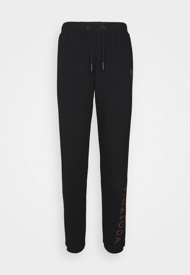 RUBY JOGGER - Tracksuit bottoms - black