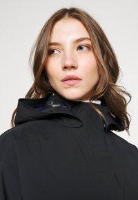 Nike Sportswear - Trenchcoat - black/lapis - 5