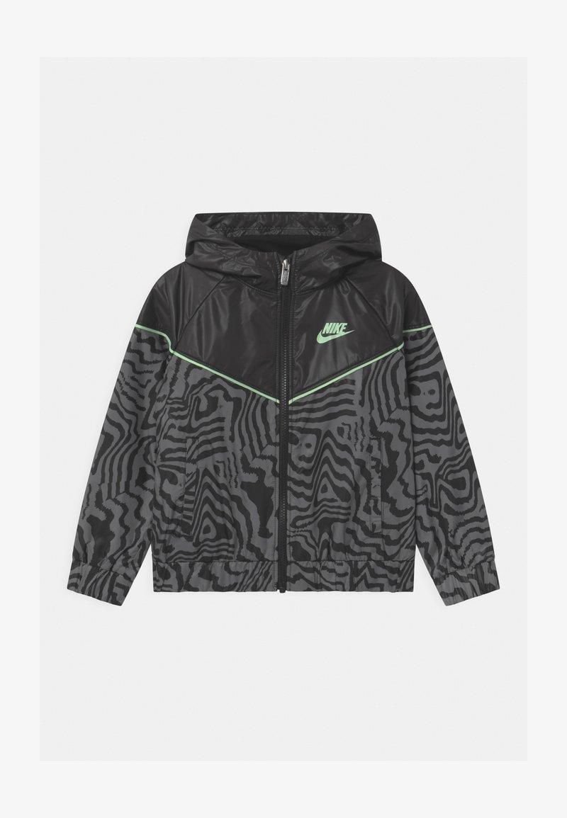 Nike Sportswear - WINDRUNNER  - Kurtka sportowa - black