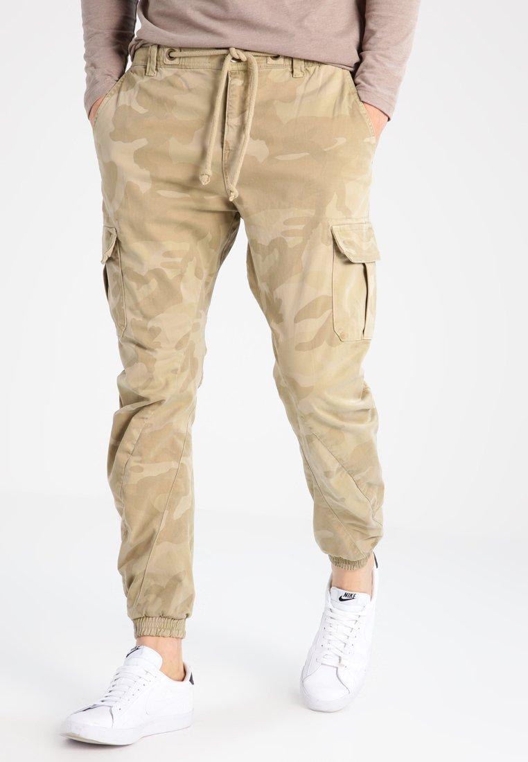 Urban Classics - Cargo trousers - sand