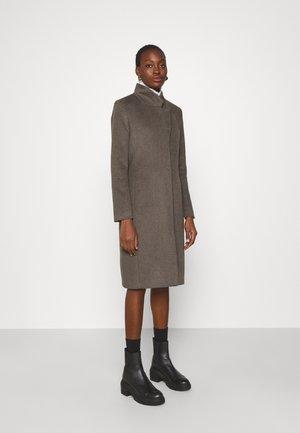 CATARINA JANILLA COAT - Classic coat - major brown melange