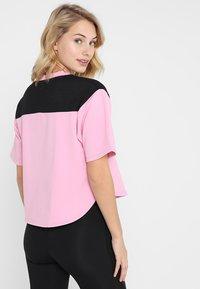Puma - MODERN SPORTS TEE - Print T-shirt - pale pink - 2