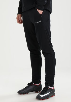 TECH MOVE  - Tracksuit bottoms - black